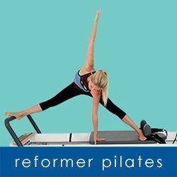 Reformer Pilates 2